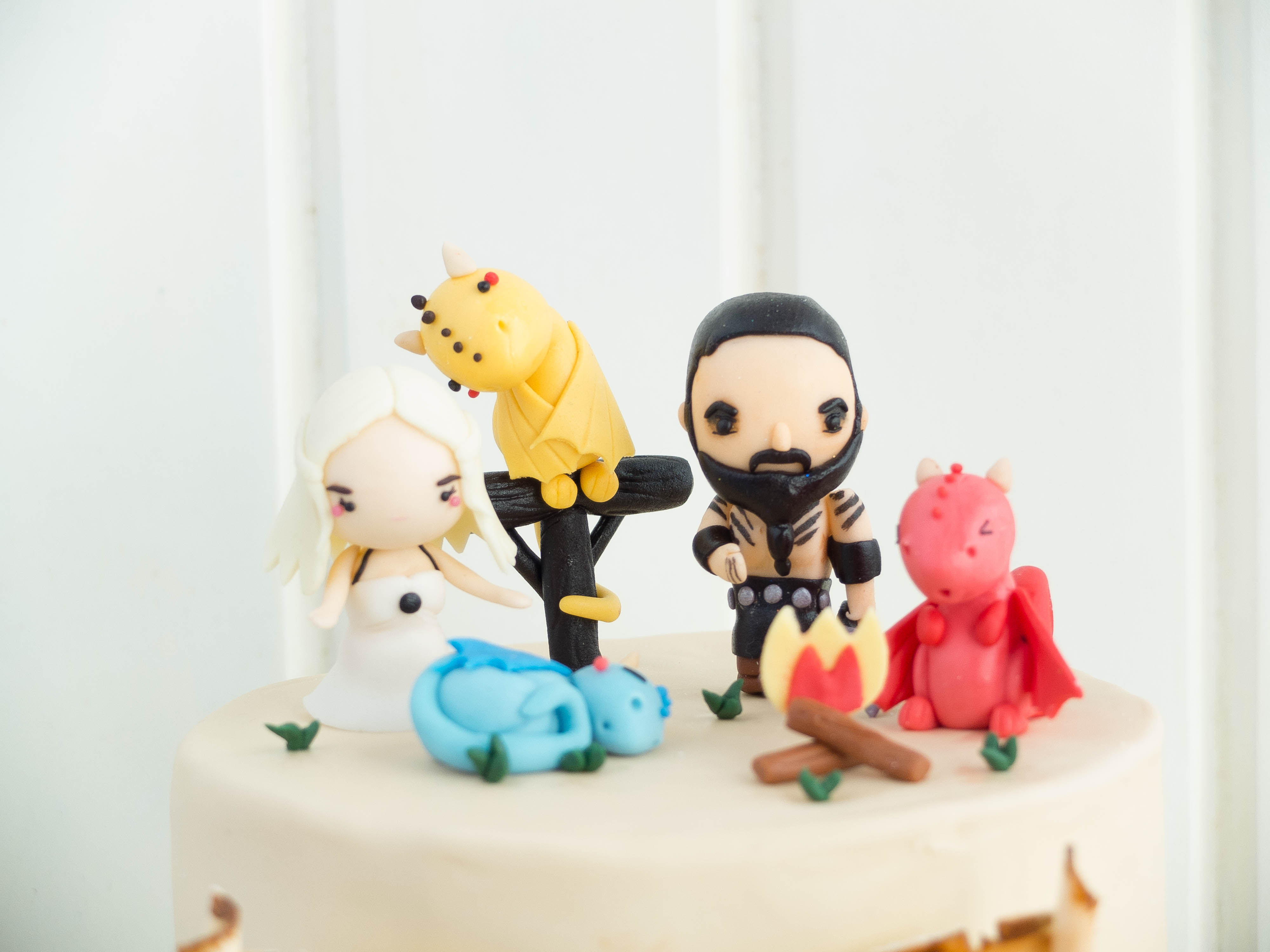 Cakes | A Love in the Time of Dragons