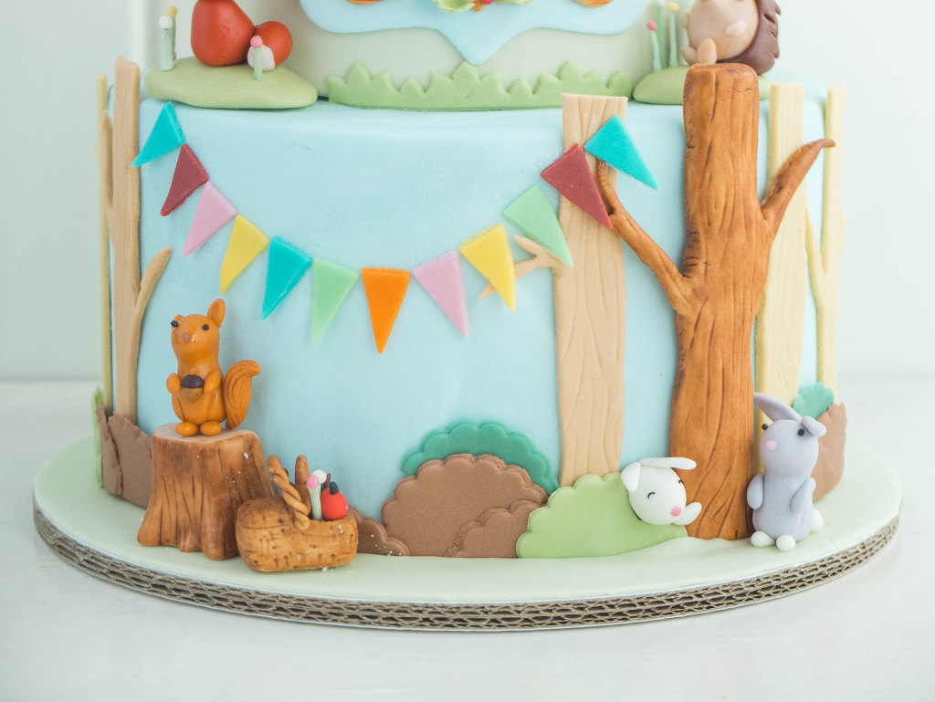 Cake Artist Studio : Cakes Belle & Boo Cottontail Cake Studio Sugar Art ...