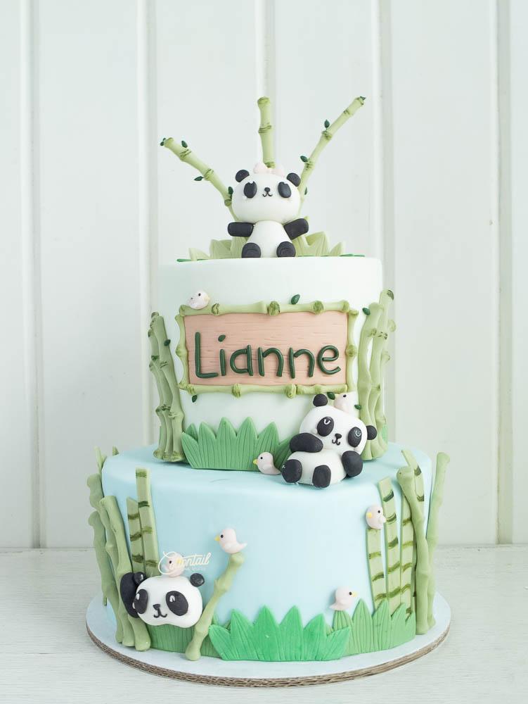 Panda 2-tier