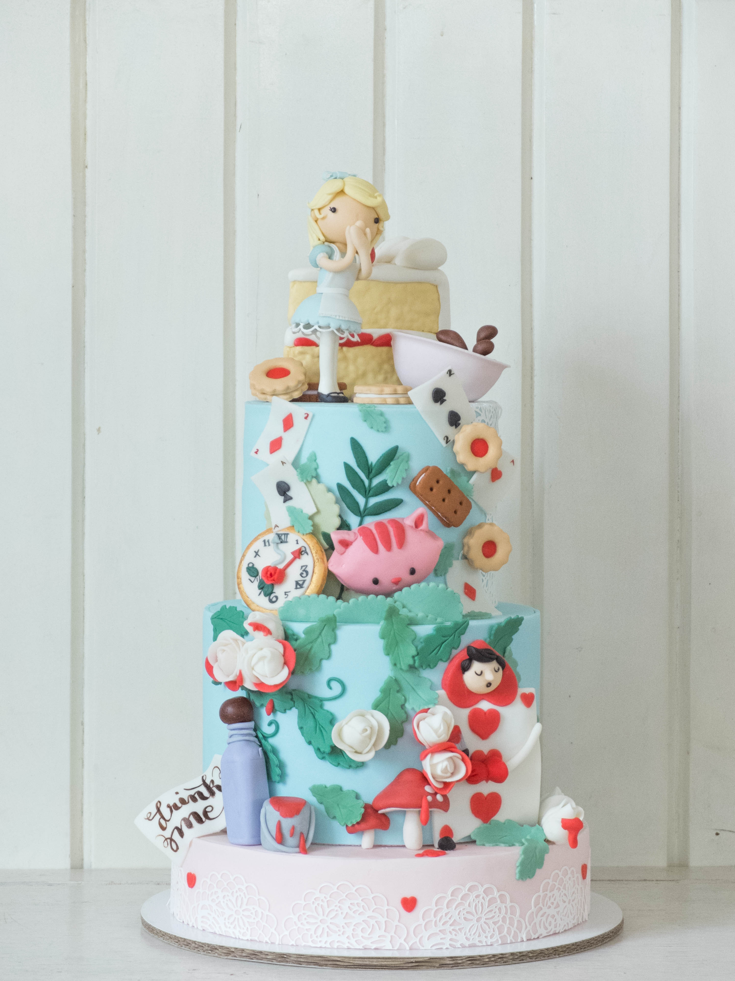 Cake Art Studio Atherstone : Cottontail Cake Studio Sugar Art & Pastries