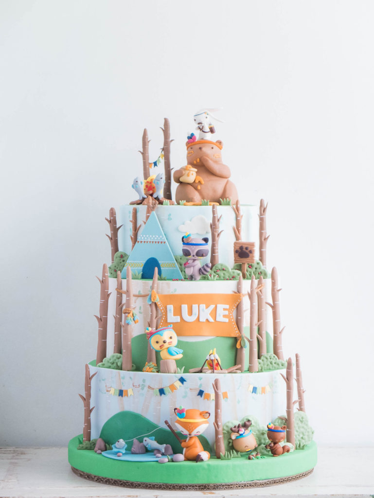 Custom Cakes The Woodlands