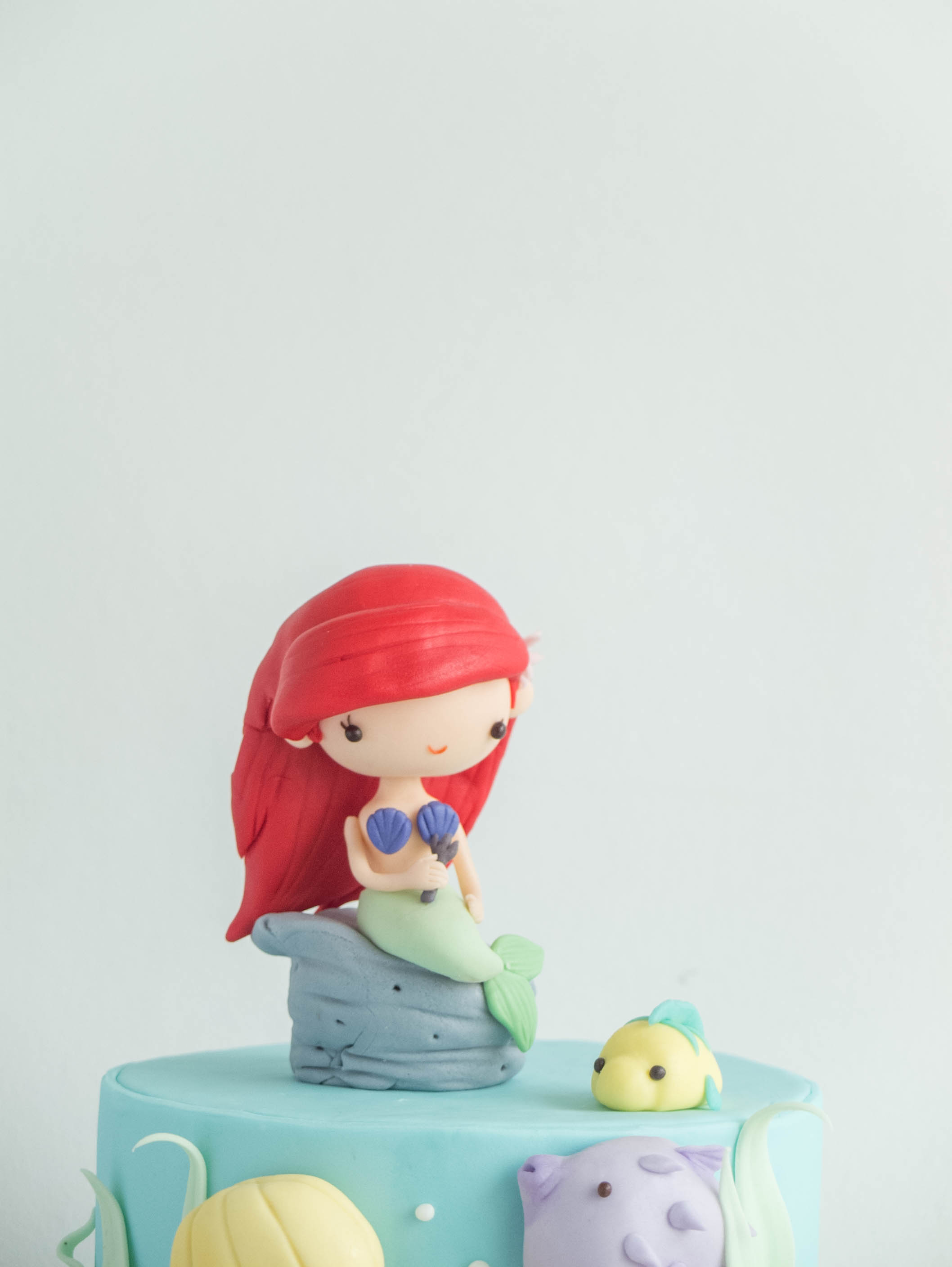 CTCakes - Disney Little Mermaid-3