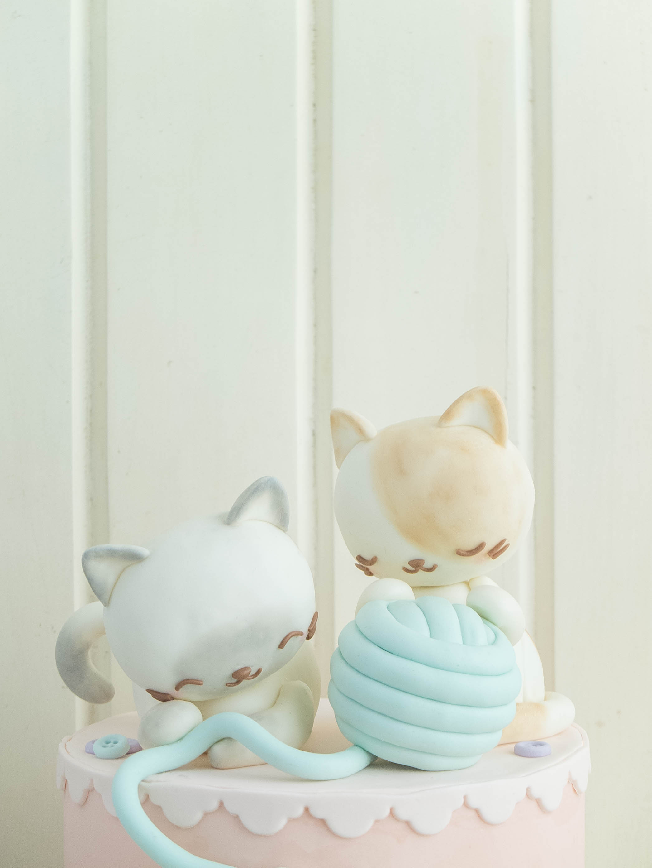 CTCakes - Playful Kittens 8in-2