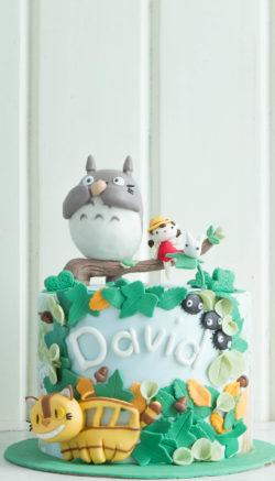 CTCakes - Totoro and Catbus