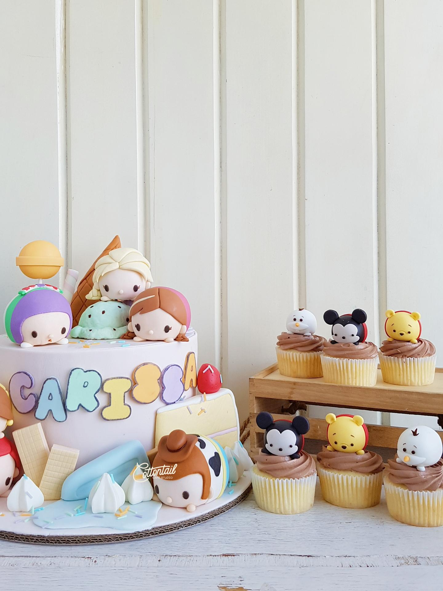 Cake Artist Studio : Cottontail Cake Studio Sugar Art & Pastries