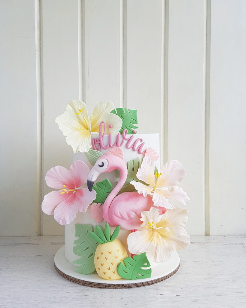 Flamingoes, Pineapples and Chocolate Feathers | Cottontail ...