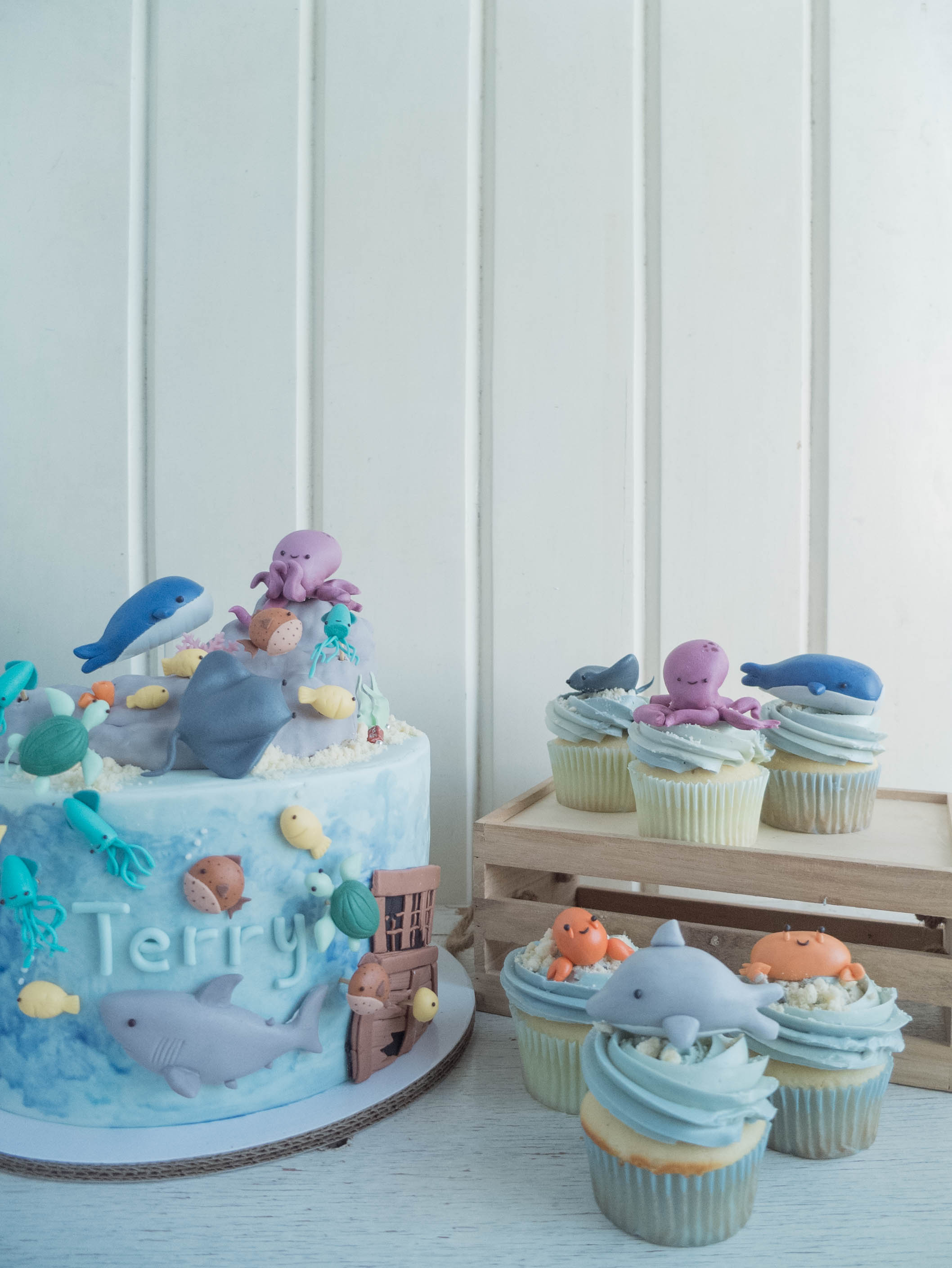 CTCakes - Under the Sea-2
