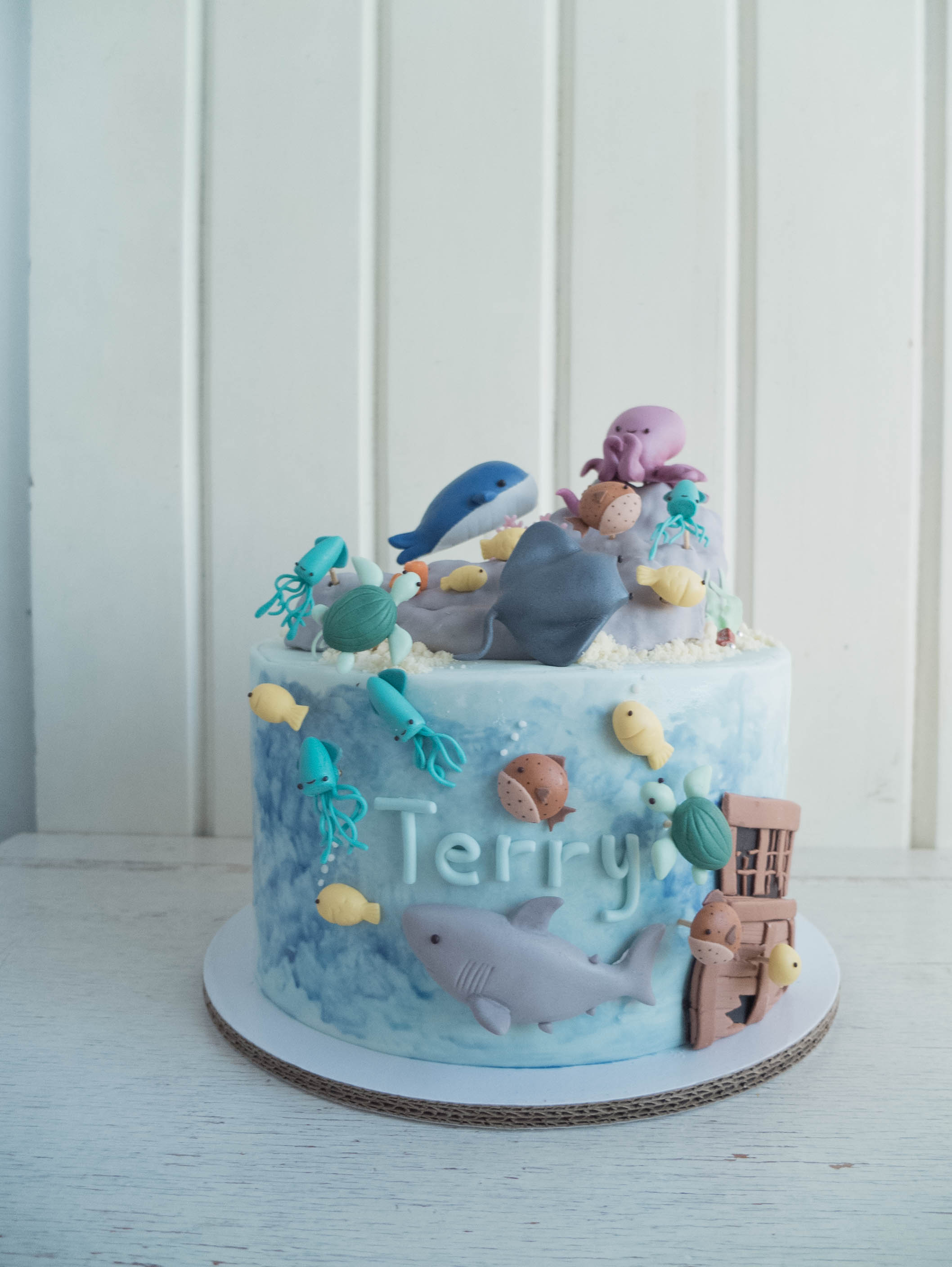 CTCakes - Under the Sea
